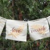 Silk Blessing Banners can be custom made to say whatever you would like.