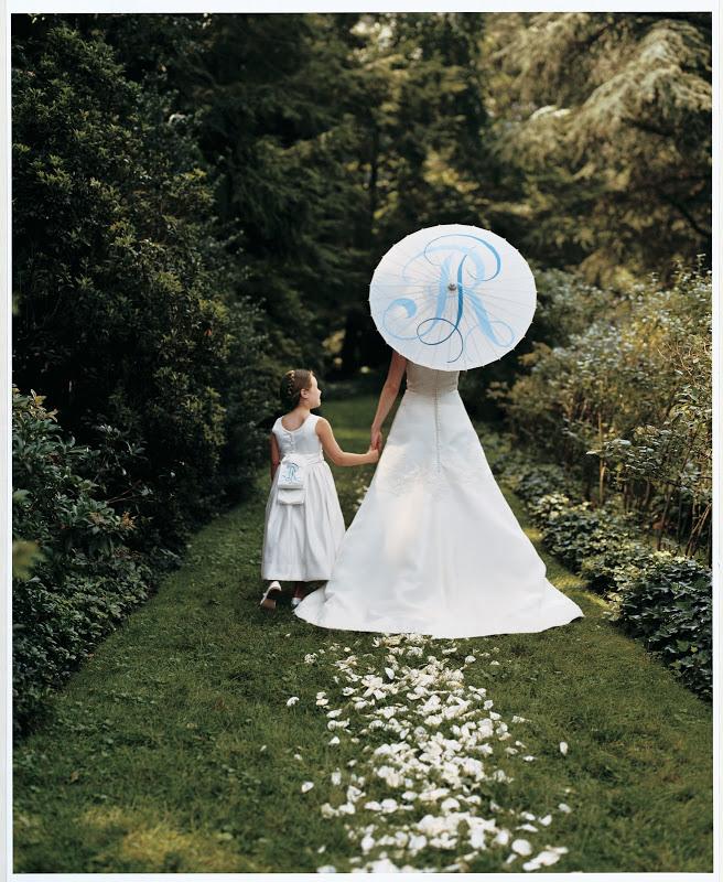 Monogram unbrella